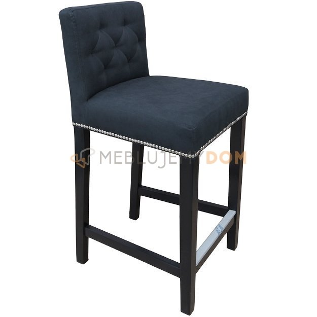 Bar stool NARROW PIK with piping and handle 103 cm  : engplBar stool NARROW PIK with piping and handle 103 cm 5543 from meblujemydom.pl size 500 x 500 jpeg 20kB