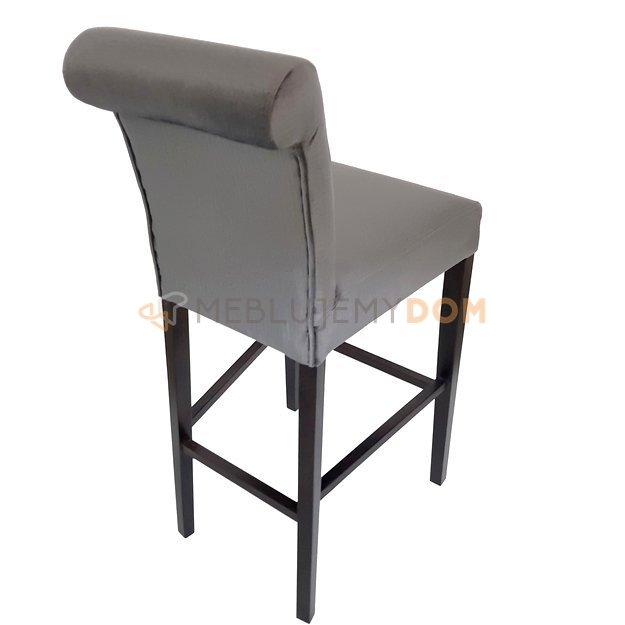 Bar Stool Narrow With Roller 103 Cm Meblujemydom