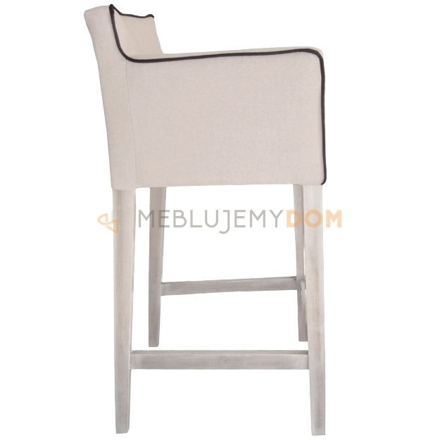 Bar Stool Owen Narrow With Piping 93 Cm Meblujemydom
