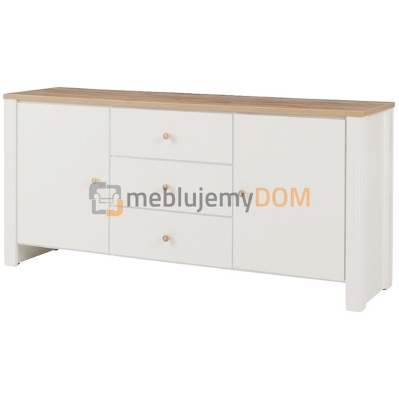 2-door chest of drawers KALLE