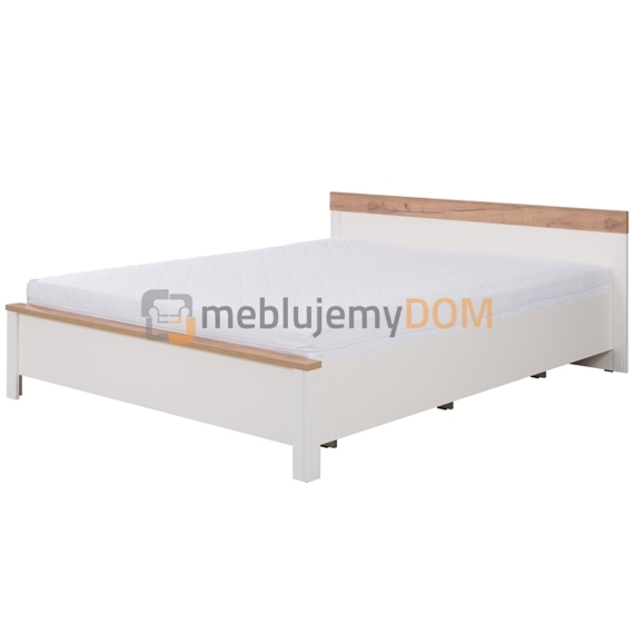 Bed with mattress KALLE