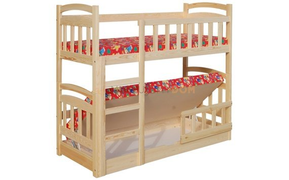 Bunk bed LOLEK