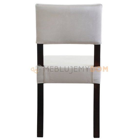 LUGO PIK chair with vertical stitching 84 cm