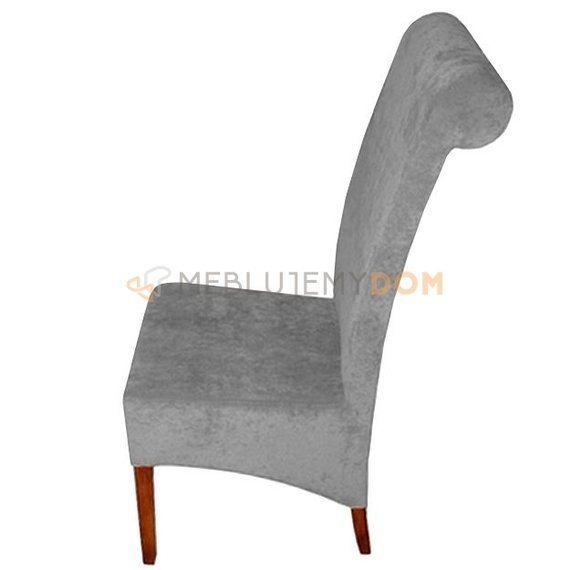 OBLIQUE chair with roller 110 cm