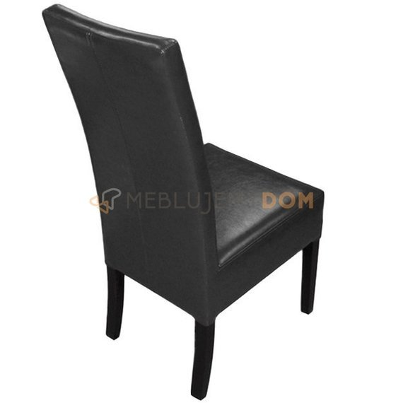 SIMPLE PIK chair with buttons 107 cm