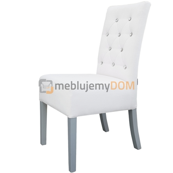 SIMPLE PIK chair with crystals 98 cm