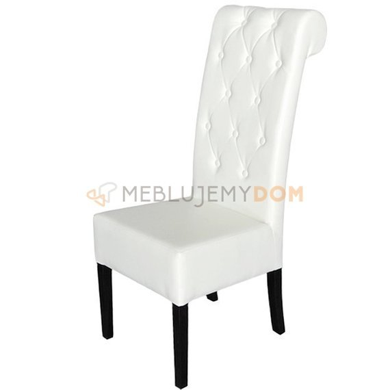 SIMPLE PIK chair with roller and knocker 110 cm